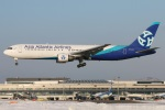 たみぃさんが、新千歳空港で撮影したアジア・アトランティック・エアラインズ 767-322/ERの航空フォト(写真)