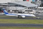 たっしーさんが、シドニー国際空港で撮影した全日空 787-9の航空フォト(写真)