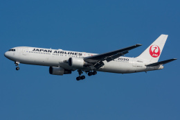 みぐさんが、羽田空港で撮影した日本航空 767-346/ERの航空フォト(写真)