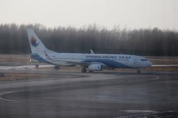 TAOTAOさんが、長春龍嘉国際空港で撮影した東海航空 737-83Zの航空フォト(飛行機 写真・画像)