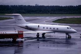 kumagorouさんが、仙台空港で撮影したバンク・オブ・アメリカ G-1159A Gulfstream IIIの航空フォト(飛行機 写真・画像)