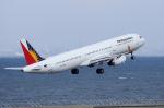 yabyanさんが、中部国際空港で撮影したフィリピン航空 A321-231の航空フォト(写真)