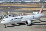 cassiopeiaさんが、羽田空港で撮影した日本航空 777-346/ERの航空フォト(写真)
