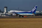 FRTさんが、松山空港で撮影したANAウイングス 737-54Kの航空フォト(飛行機 写真・画像)