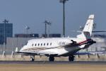パンダさんが、成田国際空港で撮影した不明 G200/G250/G280の航空フォト(写真)
