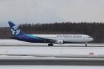 幹ポタさんが、新千歳空港で撮影したアジア・アトランティック・エアラインズ 767-322/ERの航空フォト(写真)