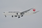 E-75さんが、函館空港で撮影した日本航空 767-346/ERの航空フォト(写真)
