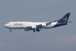 SKYLINEさんが、羽田空港で撮影したルフトハンザドイツ航空 747-830の航空フォト(飛行機 写真・画像)