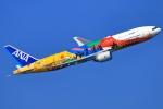 Eckkyさんが、羽田空港で撮影した全日空 777-281/ERの航空フォト(写真)