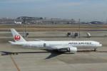Espace77さんが、羽田空港で撮影した日本航空 777-346/ERの航空フォト(写真)