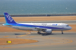 じゃりんこさんが、中部国際空港で撮影した全日空 A320-211の航空フォト(写真)