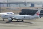 咲夜さんが、羽田空港で撮影した日本航空 777-346/ERの航空フォト(写真)