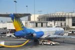 cornicheさんが、ロサンゼルス国際空港で撮影したアレジアント・エア MD-88の航空フォト(飛行機 写真・画像)