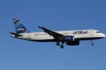 ゴンタさんが、マッカラン国際空港で撮影したジェットブルー A320-232の航空フォト(写真)