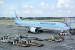 panchiさんが、成田国際空港で撮影した大韓航空 777-2B5/ERの航空フォト(飛行機 写真・画像)