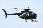 Joshuaさんが、名古屋飛行場で撮影した陸上自衛隊 OH-6Dの航空フォト(写真)