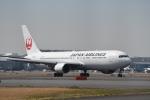 なないろさんが、羽田空港で撮影した日本航空 767-346/ERの航空フォト(写真)