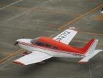ランチパッドさんが、名古屋飛行場で撮影した富士エアロサービス PA-28 Cherokeeの航空フォト(写真)