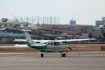 ハピネスさんが、八尾空港で撮影した共立航空撮影 T207A Turbo Stationair 7の航空フォト(飛行機 写真・画像)