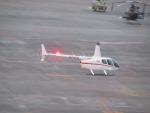 ランチパッドさんが、名古屋飛行場で撮影したちくぎんリース R66 Turbineの航空フォト(写真)