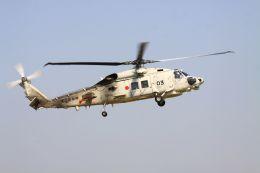 ふるちゃんさんが、厚木飛行場で撮影した海上自衛隊 SH-60Kの航空フォト(飛行機 写真・画像)