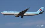 小松空港 - Komatsu Airport [KMQ/RJNK]で撮影された大韓航空 - Korean Air [KE/KAL]の航空機写真