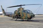 apphgさんが、名古屋飛行場で撮影した陸上自衛隊 AH-1Sの航空フォト(写真)