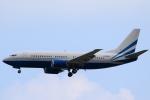 ★azusa★さんが、シンガポール・チャンギ国際空港で撮影したラスベガス サンズ 737-3L9の航空フォト(写真)