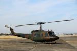 Wasawasa-isaoさんが、名古屋飛行場で撮影した陸上自衛隊 UH-1Jの航空フォト(写真)
