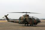 Wasawasa-isaoさんが、名古屋飛行場で撮影した陸上自衛隊 AH-1Sの航空フォト(写真)