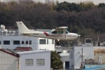 reonさんが、調布飛行場で撮影した東京航空 172P Skyhawkの航空フォト(写真)