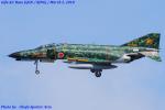 Chofu Spotter Ariaさんが、岐阜基地で撮影した航空自衛隊 F-4EJ Phantom IIの航空フォト(飛行機 写真・画像)