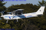 Chofu Spotter Ariaさんが、名古屋飛行場で撮影した海上保安庁 172S Skyhawk SP IIの航空フォト(飛行機 写真・画像)