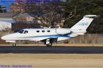 Chofu Spotter Ariaさんが、名古屋飛行場で撮影したエスケープラント 510 Citation Mustangの航空フォト(飛行機 写真・画像)