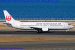 Chofu Spotter Ariaさんが、中部国際空港で撮影した日本トランスオーシャン航空 737-446の航空フォト(写真)