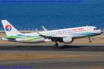 Chofu Spotter Ariaさんが、中部国際空港で撮影した中国東方航空 A320-214の航空フォト(飛行機 写真・画像)