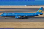 Chofu Spotter Ariaさんが、中部国際空港で撮影したベトナム航空 A321-231の航空フォト(写真)