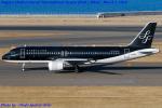 Chofu Spotter Ariaさんが、中部国際空港で撮影したスターフライヤー A320-214の航空フォト(写真)