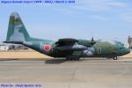 Chofu Spotter Ariaさんが、名古屋飛行場で撮影した航空自衛隊 C-130H Herculesの航空フォト(飛行機 写真・画像)