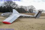 Chofu Spotter Ariaさんが、岡崎滑空場で撮影した日本個人所有 L-23 Super Blanikの航空フォト(飛行機 写真・画像)