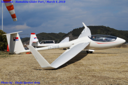 Chofu Spotter Ariaさんが、浜北滑空場で撮影した日本個人所有 ASW 28-18の航空フォト(飛行機 写真・画像)
