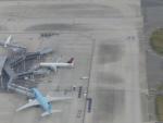 FRTさんが、関西国際空港で撮影した大韓航空 777-2B5/ERの航空フォト(写真)
