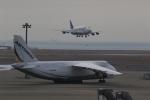 canon_leopardさんが、中部国際空港で撮影したアントノフ・エアラインズ An-124-100M Ruslanの航空フォト(写真)