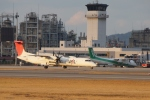 FRTさんが、松山空港で撮影した日本エアコミューター DHC-8-402Q Dash 8の航空フォト(飛行機 写真・画像)