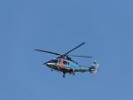 FRTさんが、松山空港で撮影した愛媛県警察 A109E Powerの航空フォト(写真)