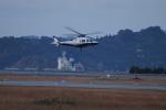 FRTさんが、松山空港で撮影した日本法人所有 A109E Powerの航空フォト(飛行機 写真・画像)