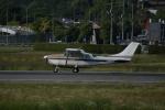 FRTさんが、松山空港で撮影した共立航空撮影 TU206G Turbo Stationair 6の航空フォト(飛行機 写真・画像)