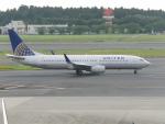 FRTさんが、成田国際空港で撮影したユナイテッド航空 737-824の航空フォト(飛行機 写真・画像)