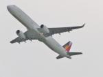 FRTさんが、成田国際空港で撮影したフィリピン航空 A321-231の航空フォト(飛行機 写真・画像)