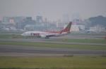 FRTさんが、福岡空港で撮影したティーウェイ航空 737-8Q8の航空フォト(飛行機 写真・画像)